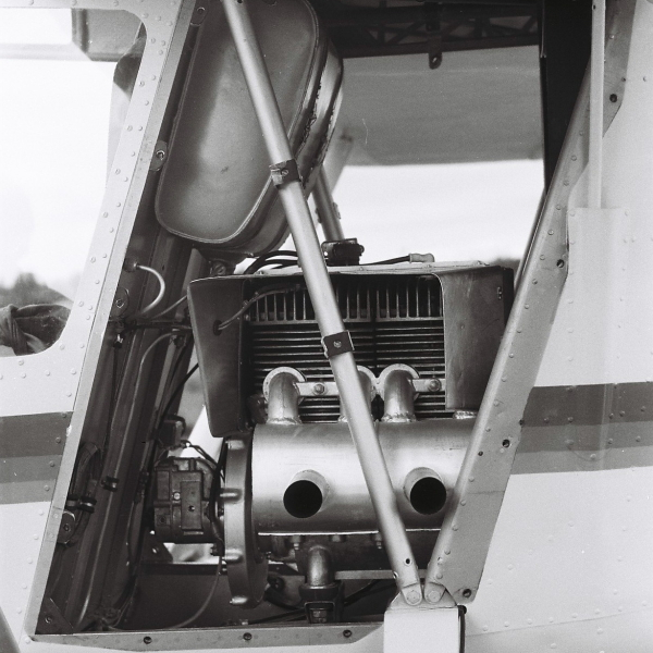 5.Легкий самолет Оптимист. СЛА-89. Рига, 1989 г.