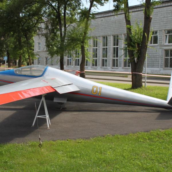 5.Планер А-15 из коллекции авиазавода Прогресс, г.Арсеньев.