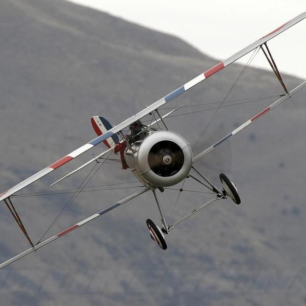 5.Реплика Nieuport N.24bis.