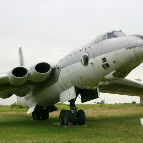 6.3МС-2 в авиамузее.