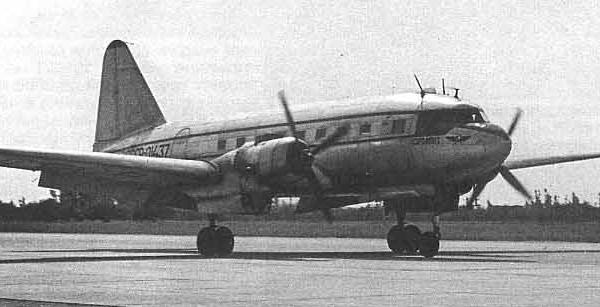 6.Ил-12 в аэропорту Адлер. Лето 1949 г.