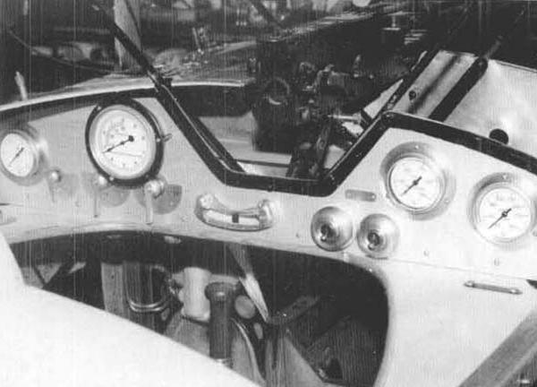 6.Кабина пилота S.VII.