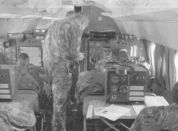 6.Летная практика в салоне Ту-134Ш.