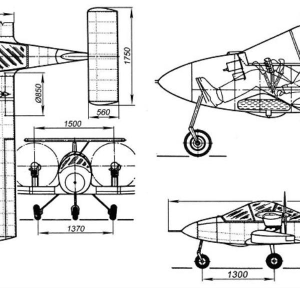 6.М-5 Феникс. Схема