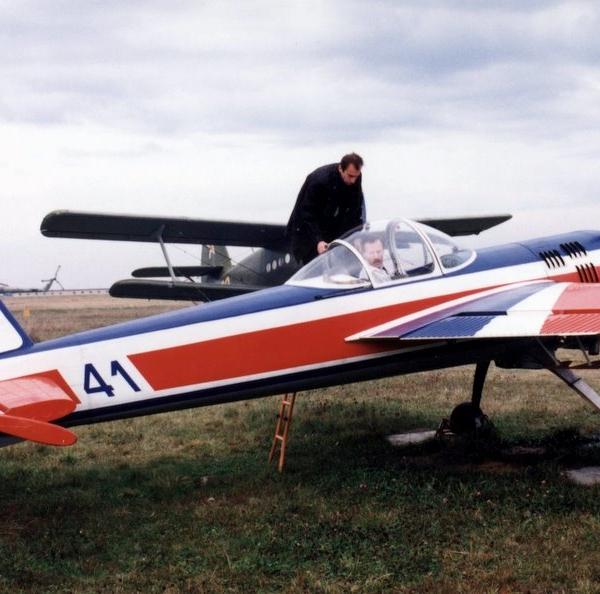Ñàìîëåò ßê-55Ì