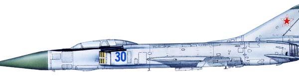 6.Су-15УМ. Рисунок 2.