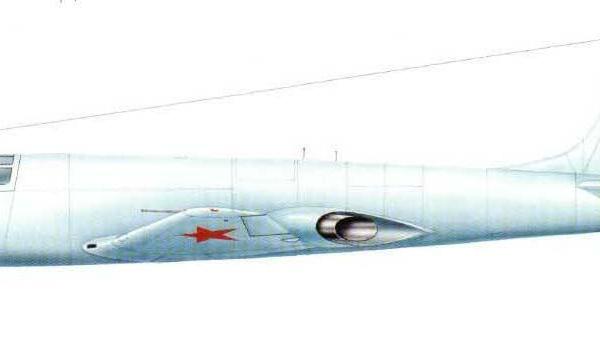 6.Ту-91. Рисунок.