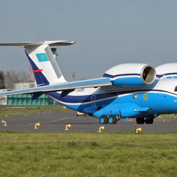 6а.Ан-72П Погранслужбы Республики Казахстан.