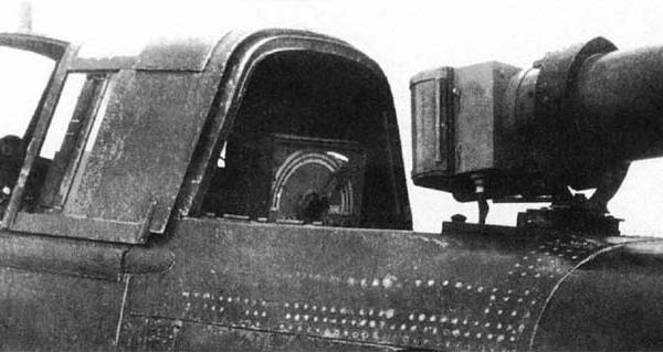 7.Фотоаппрат АФА-И на Ил-2КР.