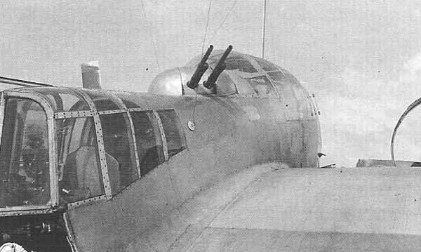 7.Верхняя стрелковая установка Су-12.