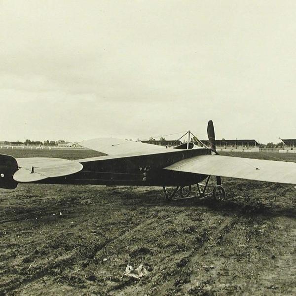 8.Nieuport.IV с двигателем Darracg.