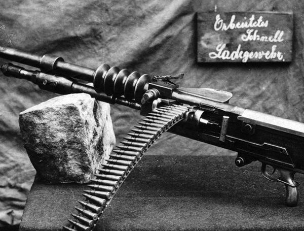 9.Пулемет Hotchkiss Mle.1914