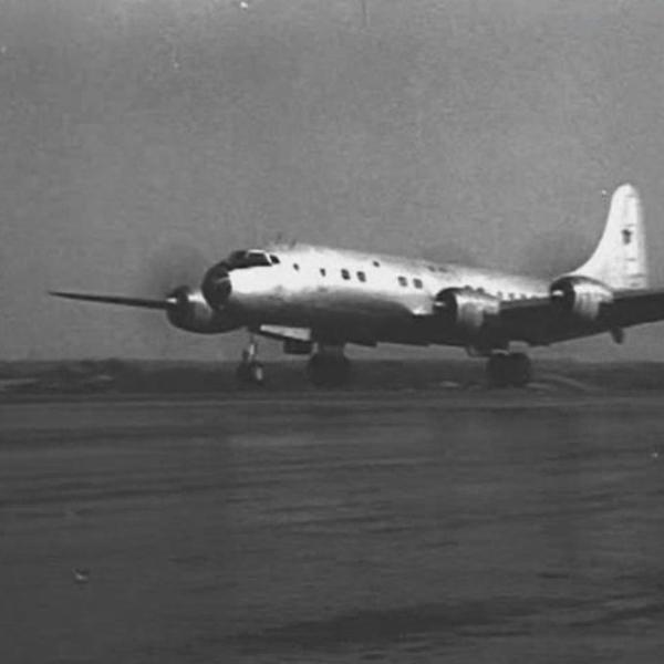 9.Взлет Ту-70.