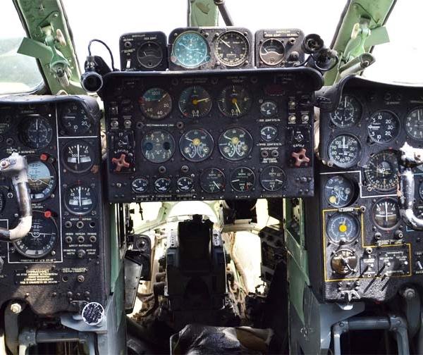 9.пилотов Ту-124В.