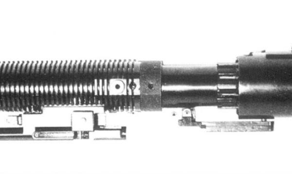 Авиационный пулемет УльтраШКАС.