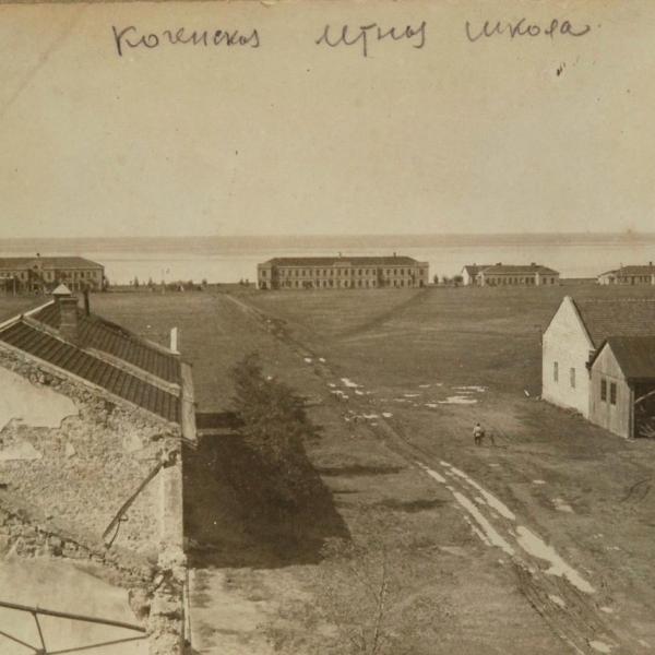 Первая военная школа лётчиков. Кача, 1923 г.