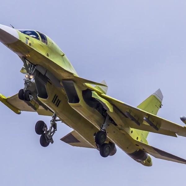 Су-34 постройки 2016 года. 1