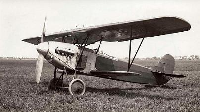 0.Fokker D.XIII.