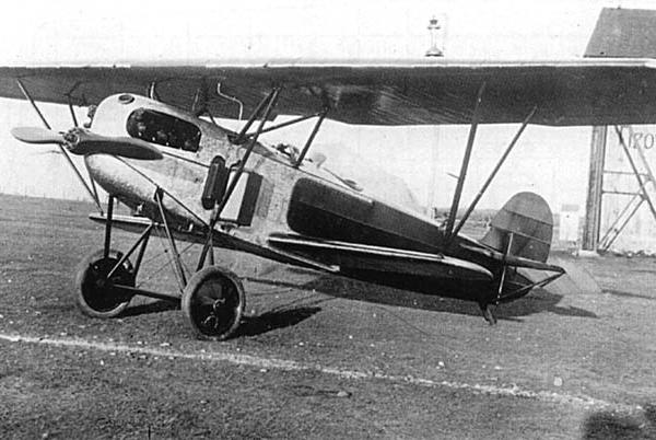 1.Fokker D.XI (ФД-XI) ВВС РККА