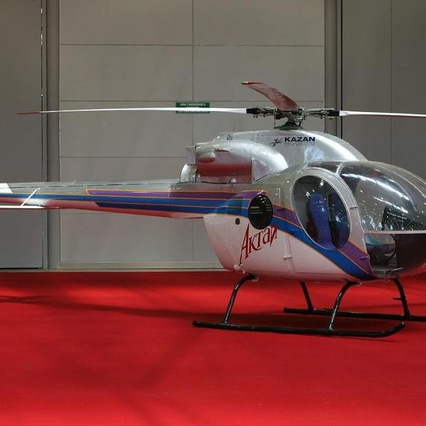 1.Легкий вертолет Актай.