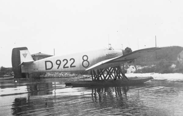 1.Прототип W.34 (гидровариант).
