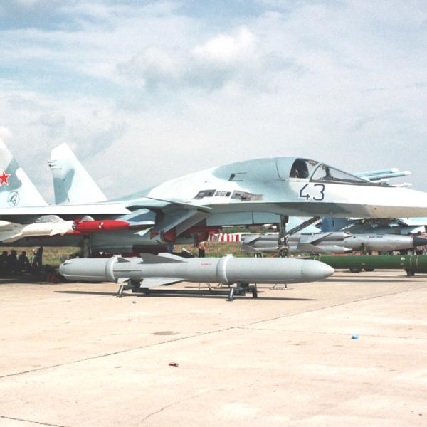 1.Су-32 на авиасалоне МАКС-1999.