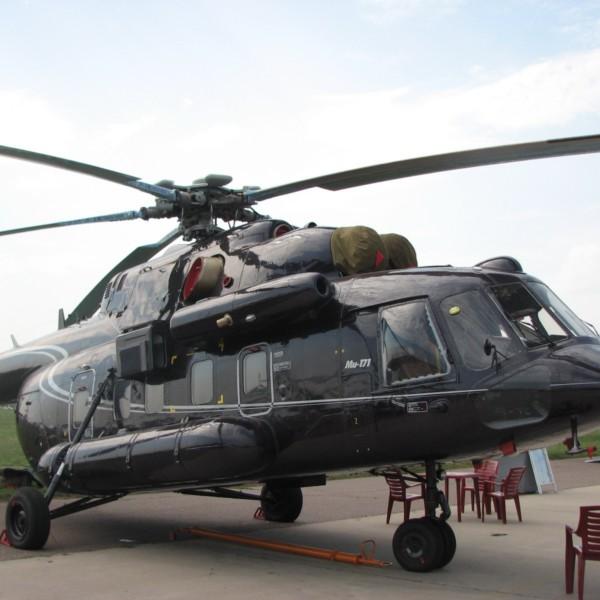 10.Ми-171 в варианте VIP.