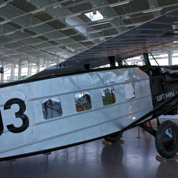 11.Do.В Merkur в музее компании Dornier. 3