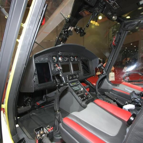 16.Кабина Ка-226Т.