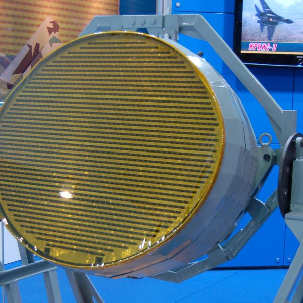 16.Прототип Н036 Белка — РЛС с АФАР для ПАК ФА.