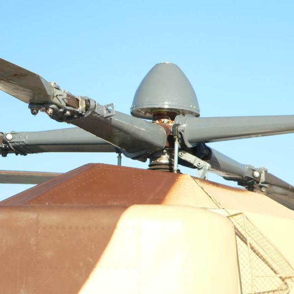 17.Автомат перекоса на вертолете Ансат-2РЦ.