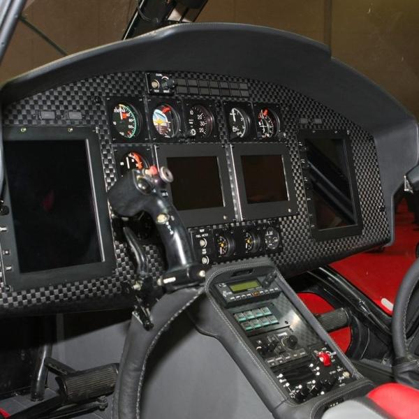 17.Кабина Ка-226Т.