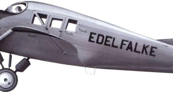 17.Юнкерс F.13 Боливийских авиалиний. Рисунок.