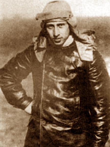 2.А.Н. Прокофьев-Северский на о.Эзель. Лето 1917 г.
