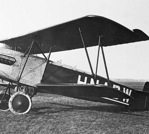 2.Fokker C.IV