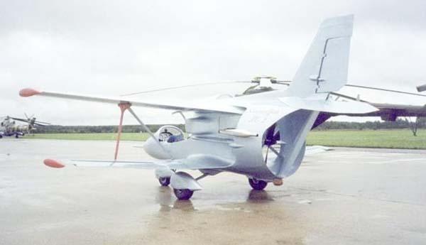 2.Легкий самолет Колибри.