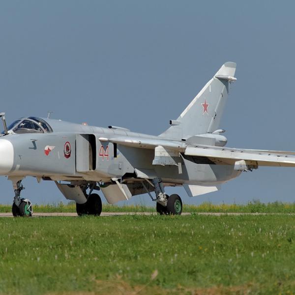2.Су-24М2 ВВС России