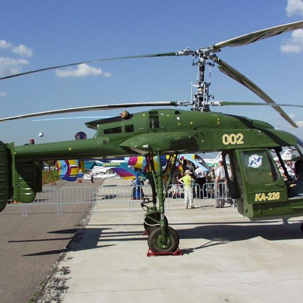 21.Ка-226 без модуля специализации.