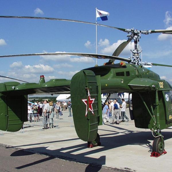 22.Ка-226 без модуля специализации.