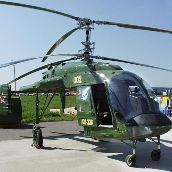 23.Ка-226 без модуля специализации.