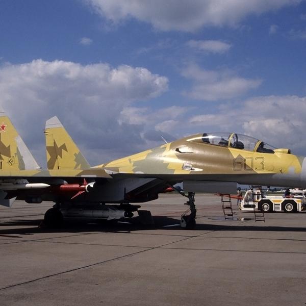 2а.Су-30 борт № 603.
