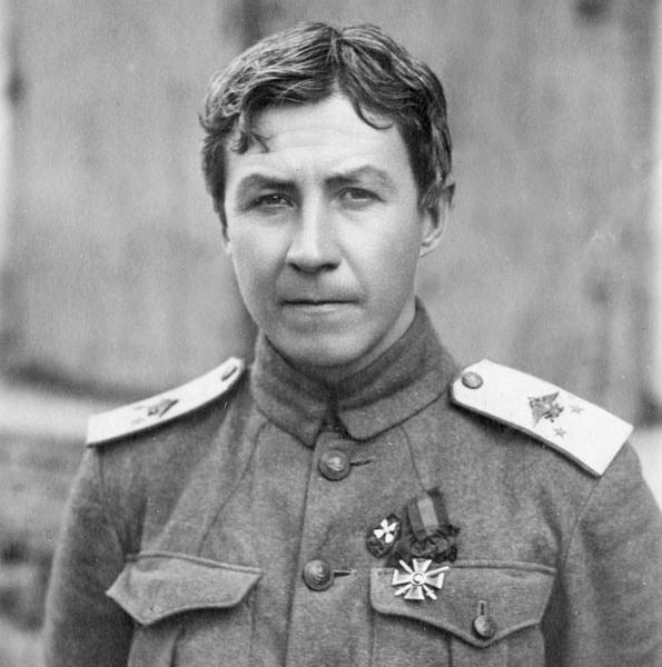 3.Генерал-майор В.Г.Баранов