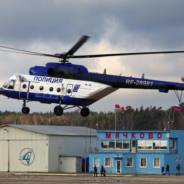 3.Ми-171 МВД России.