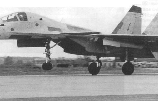 3.Су-33КУБ на испытаниях. 2