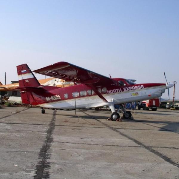 3.Транспортный самолет Т-101 Грач.