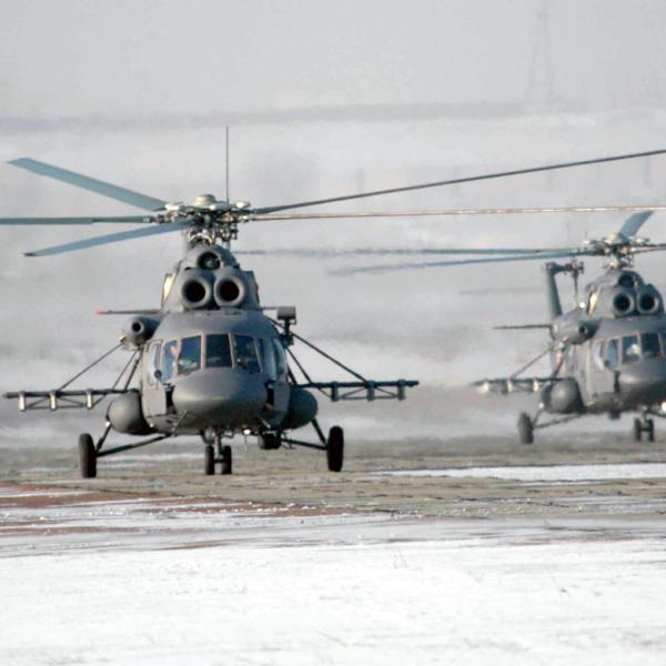 4.Звено Ми-8АМТШ Терминатор