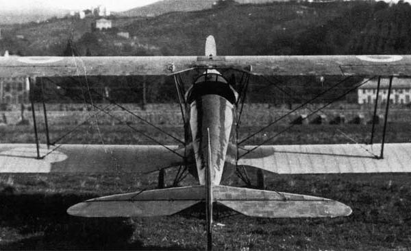5.A.1 Balilla с удлиненными крыльями.