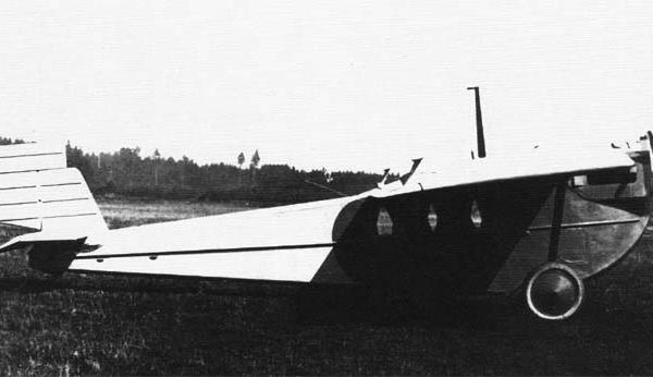 5.Dornier Komet II.