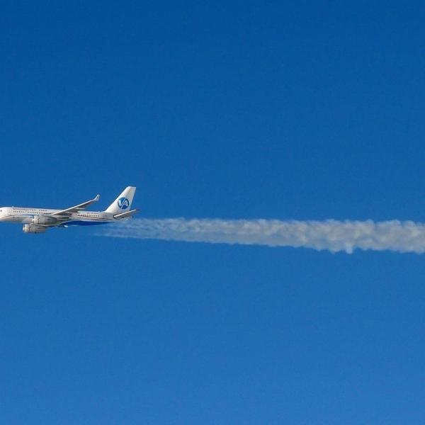 7.Ту-204-300 в полете.
