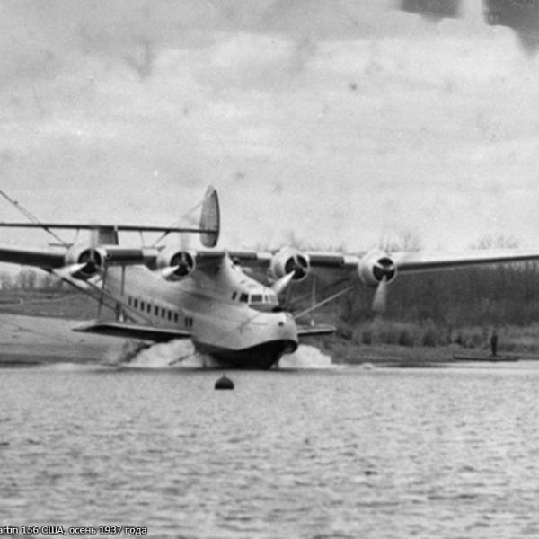 8.M-156 Russian Clipper. Спуск на воду.